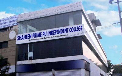 Shaheen Prime Independent PU College – Belgavi